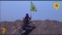 Американскa воена помош за курдите во Кобани
