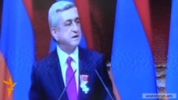 Սերժ Սարգսյանը երկրորդ անգամ ստանձնեց Հայաստանի նախագահի պաշտոնը