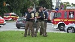 Мюнхен: невідомий відкрив стрілянину у торговому центрі