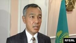 Начальник департамента по надзору за законностью следствия и дознания Генпрокуратуры Казахстана Сапарбек Нурпеисов.