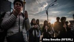 «Кырымлы, мы помним»: акция памяти жертв геноцида крымскотатарского народа в Киеве (фотогалерея)
