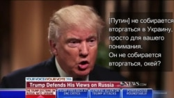 """Путин """"не вторгается"""" в Украину, но Крым """"взял"""""""