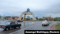 Город Аксу. Павлодарская область, 21 мая 2021 года.