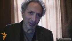 Peter Balakian presents His Books In Yerevan