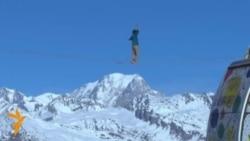 Французькі еквілібристи кинули виклик гравітації