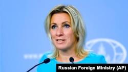 Официальный представитель МИД России Мария Захарова (архив)