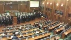 Sërish gaz lotsjellës në Kuvend të Kosovës