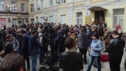 Прокуратура відкликала клопотання про тримання під вартою Івана Бубенчика (відео)