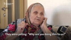 Witness Describes Stalin-Era Mass Killings In Kurapaty