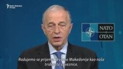 Džoana: Radujemo se prijemu Severne Makedonije u NATO