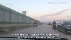 Mass Detention: The Growth Of China's Muslim Internment Camps