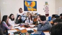 Киевская школа с крымским директором (видео)