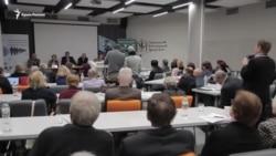 На II Крымском форуме во Львове говорили о важности поддержки политзаключенных (видео)