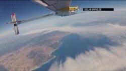 Günəş enerjisi ilə ABŞ-a uçacaqlar