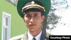 Некруз Гафуров погиб в ходе вооруженного конфликта на таджикско-кыргызской границе 29 апреля 2021 года