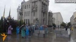 Донецька «Ізоляція» просить прихисток у Києві