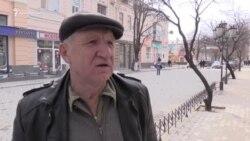 Как крымчане оценивают события, произошедшие на полуострове три года назад (видео)