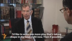 Vaclav Havel Talks About His First Film