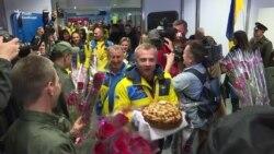 «Зазнавши травми – не здаються»: українці повернулися з «Ігор нескорених» (відео)