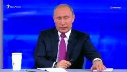 Путін про «випередження» в будівництві Керченського мосту