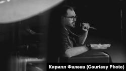 Алексей Поляринов на книжном фестивале в Иркутске