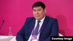 Таалай Байтереков.