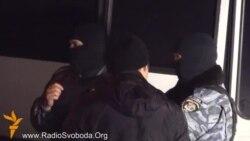 Активісти Автомайдану заблокували «Беркут» у Києві