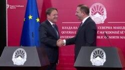 Вархеји: Северна Македонија е подготвена за преговори со ЕУ