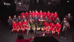 «Ак шумкарлар»: Биздин максат - дүйнө чемпионаты