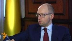Яценюк: підняття ціни на російський газ для України неприйнятне