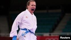 Софья Берульцева на Олимпиаде в Токио, 7 августа 2021 года