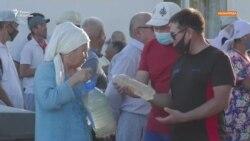 Обещанного ждут третий год. На окраине Кызылорды пьют грязную воду