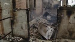 На Донеччині продовжуються обстріли, б'ють цілеспрямовано по житлових будівлях – бійці (відео)