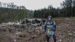 O privire înapoi la explozia din 2014 la un depozit ceh de muniție, în care ar fi fost implicați agenți ruși GRU.
