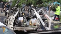 Suicide Bombing Strikes NATO Convoy In Kabul