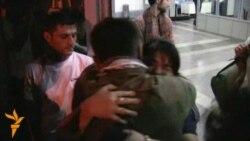 Халабонҳои тоҷик аз Кобул ба Душанбе баргаштанд