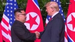 Trump i Kim: Potpisana historijska deklaracija