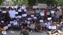 ТВ Вести - Протест на мигранти во Белград, Комеморација за Шеремет во Киев