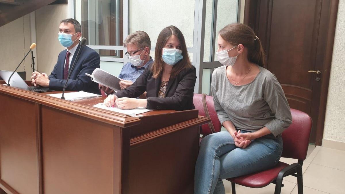 Россия: обвинение просит для журналистки Прокопевои 6 лет тюрьмы