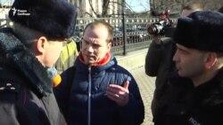 Ильдар Дадин был задержан у здания ФСИН