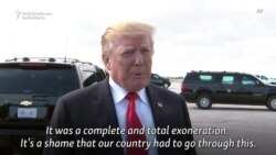 Trump Calls Mueller Investigation Summary 'Complete Exoneration'