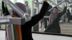 ورزش جدید؛ طلسم مردانه بودن وزنه برداری در افغانستان را شکست