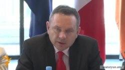 Օլանդը Երևանում կքննարկի նաև ԵՄ-Հայաստան հարաբերությունները