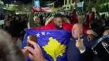 """Atmosfera në stadiumin """"Fadil Vokrri"""""""