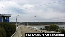 Гидроузел Симферопольского водохранилища