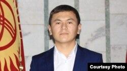 Элбек Хабибуллаев.