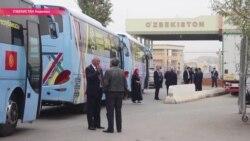 """""""Добро пожаловать!"""": узбекские власти впервые за много лет пригласили в страну делегацию из Кыргызстана"""