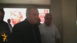 Eks-prezident Ayaz Mütəllibov Bakıda (ətraflı video)