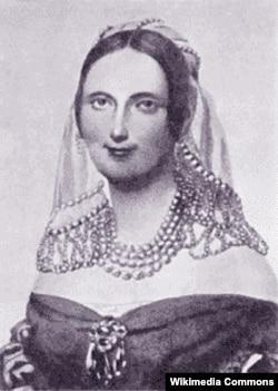 Марія Щербатова у зрілому віці