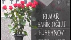 Elmar Hüseynovun qətlindən 9 il keçir